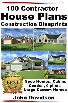 100 contractor house plans construction Spec home builders