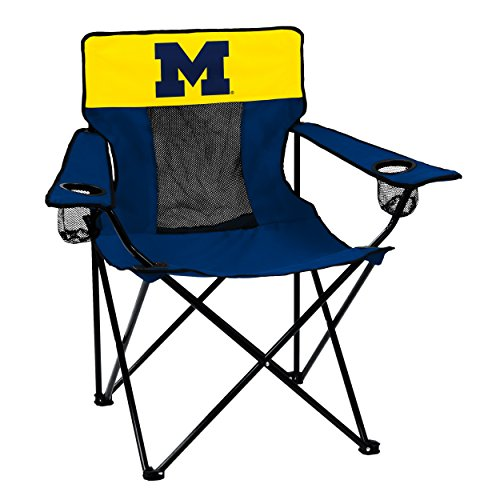 Collegiate Michigan Wolverines Elite Chair