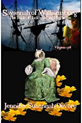 Savannah of Williamsburg: The Trials of Blackbeard and His Pirates (Savannah Squirrel) Paperback