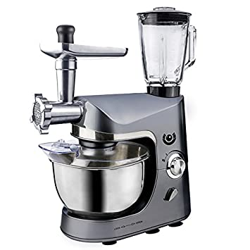 Küchenmaschine Standmixer Rührgerät Rührmaschine Knetmaschine 1200 Watt