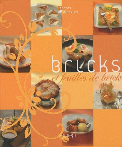 bricks et feuilles de brick
