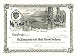 Mt. Tamalpais and Muir Woods Railway
