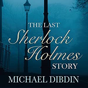 The Last Sherlock Holmes Story Audiobook