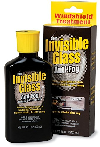 Invisible Glass Anti-Fog Windshield Treatment - 3.5 oz, 91471