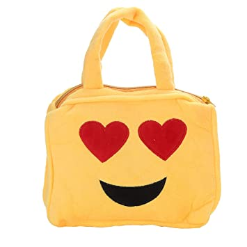 Amazon com : Refaxi Emoji Face Expression Bag Kids Cute Bags
