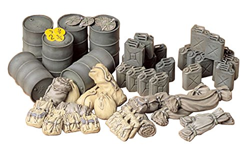 German Tank Accessories - Tamiya Models Allied Vehicle Accessories