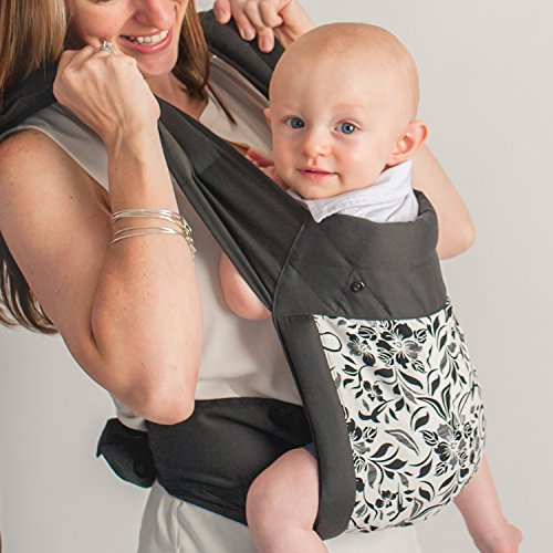 7ebe99c5f4d FLASH SALE CuddleBug 3-in-1 Mei Tai Carrier With Hood - 100% - Import It All