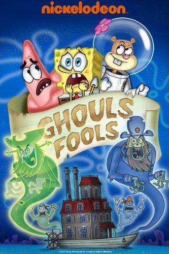 SpongeBob SquarePants: Ghoul Fools ()