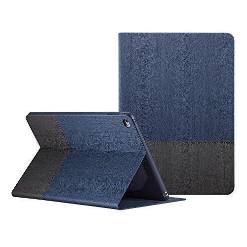 iPad Mini 4 Case, ESR Oxford Cloth PU Leather Smart Cover Fo