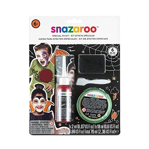 Snazaroo Special Effects Face Paint