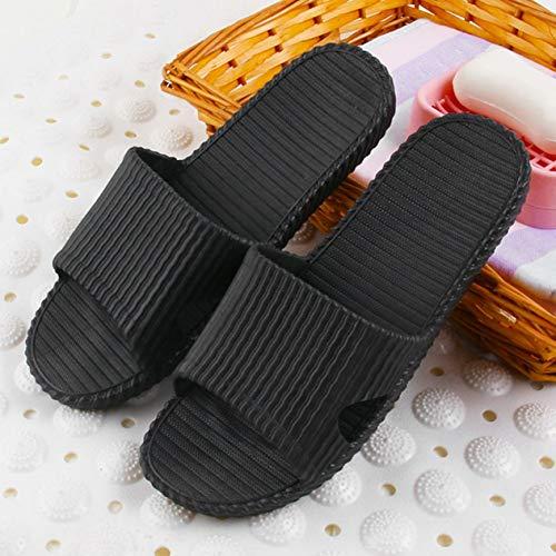 Summer Slippers Unisex Indoor Skidproof Sandals Bathroom Flat Women Bathroom Shoes Beach Slippers Casual Men Home 06pC0q