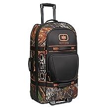 """Ogio Terminal Rolling Luggage Bag, Mossy Oak, 29""""x 16""""x 13"""""""