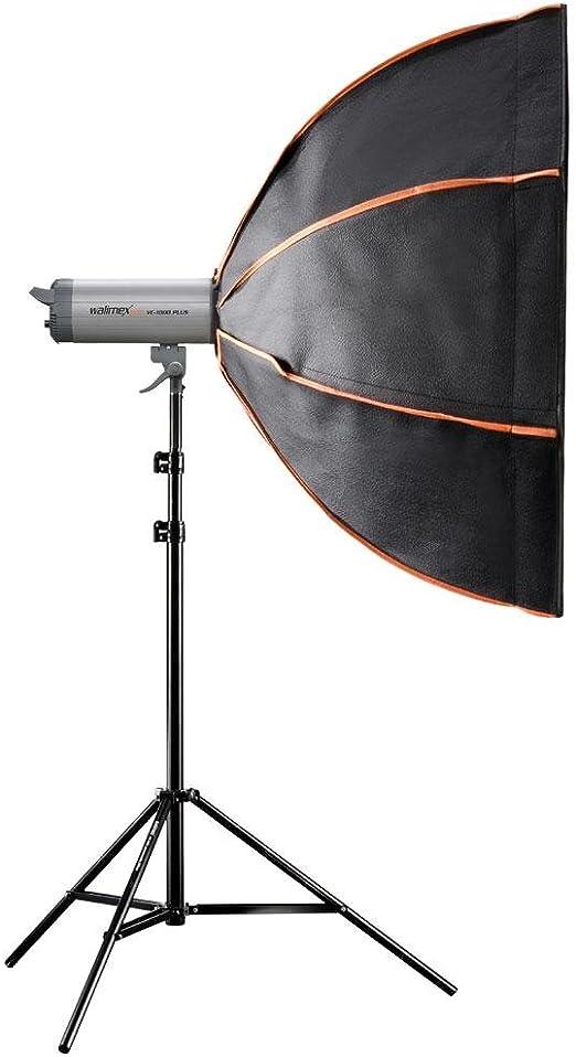 Walimex pro Softbox plus Orange Line 25x150cm multi relámpago p-bayoneta