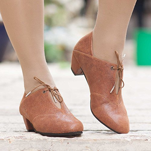 Women's Leather Handmade Pumps by Bangi Shoes
