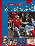 McDougal Littell ?En Espa?ol!: Student Edition Level 1 2000