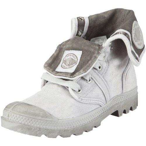 Us Baggy W - Zapatillas de Deporte Mujer, Gris - Gris (B61 Forged Iron/Brush Nickel), 37 EU Palladium