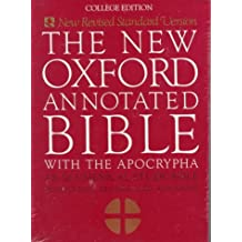 The New Oxford Annotated Bible with the Apocrypha, New Revised Standard Version: College Edition