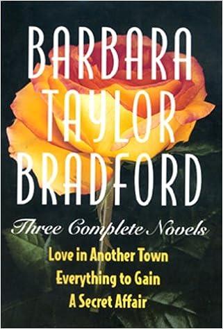 Image result for barbara taylor bradford three complete novels
