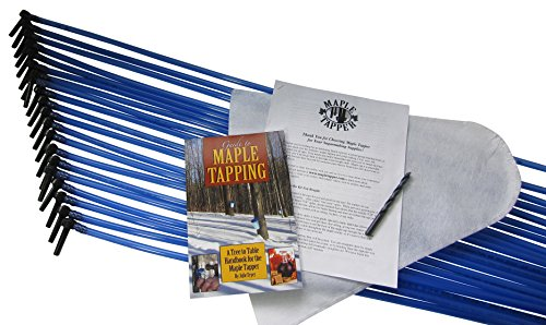 deluxe-maple-sugaring-maple-sap-tapping-starter-kit-tap-20-trees-maple-taps-and-tubes-method