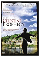 Based on James Redfield's worldwide best-selling novel, The Celestine Prophecy is a spiritual adventure film chronicling the discovery of ancient scrolls in the rainforests of Peru. The prophecy and its nine key insights predict a worldwide a...