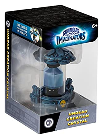 Skylanders Imaginators Undead Creation Crystal