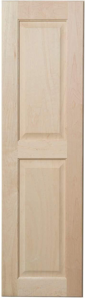 """B00X1JR01O Iron-A-Way 000769 Replacement 15"""" x 52"""" Raised Panel Maple Door Built-in Ironing Centers 51PK6L4eQOL.SL1350_"""