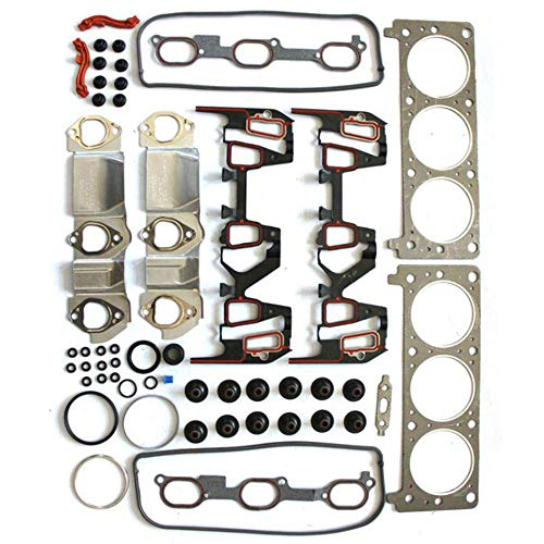 - cciyu Head Gasket Kit Replacement fit Chevrolet Cutlass Oldsmobile Skylark Grand Am Buick HS9957PT-2 95-99