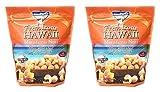 MacFarms Dry Roasted Macadamia Nuts With Sea Salt Fresh From Hawaii 24 Ounce, 2 pack