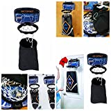 Basketball Hoop Laundry Hamper Clothes Basket and Hoop 2-in-1 Over the Door Kids Clothes Hamper by Raleighsee (Hoops Hampers)