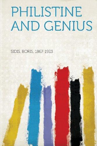Philistine and Genius