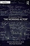 Answers from 'The Working Actor'