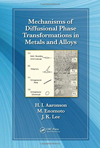 Mechanisms of Diffusional Phase Transformations in Metals and Alloys