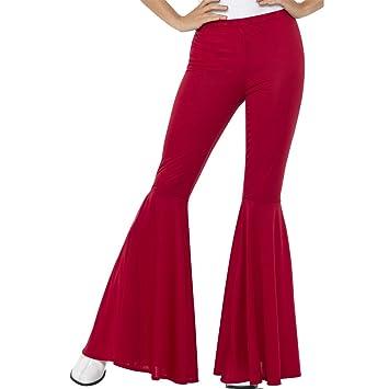 salida de fábrica online clientes primero NET TOYS Pantalones de Campana Hippy - M/L (ES 40 - 46 ...
