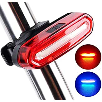 Bike Rear Light,Super Bright LED Bicycle TailLight