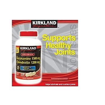 Kirkland glucosamine walgreens