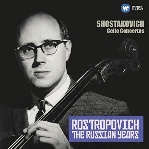 (Shostakovich: Cello Concertos Nos. 1 & 2 [The Russian)