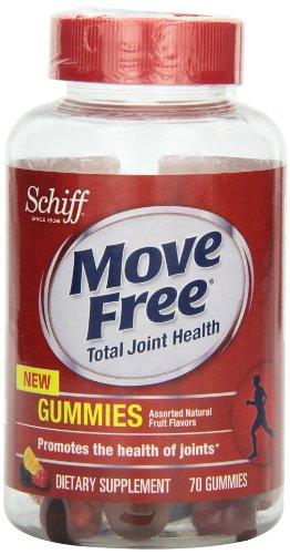 Déplacez gratuites avancée glucosamine Compléments alimentaires gélifiés, 70 comte