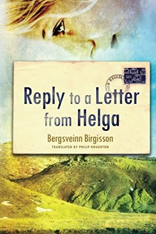 book cover of Reply to a Letter from Helga