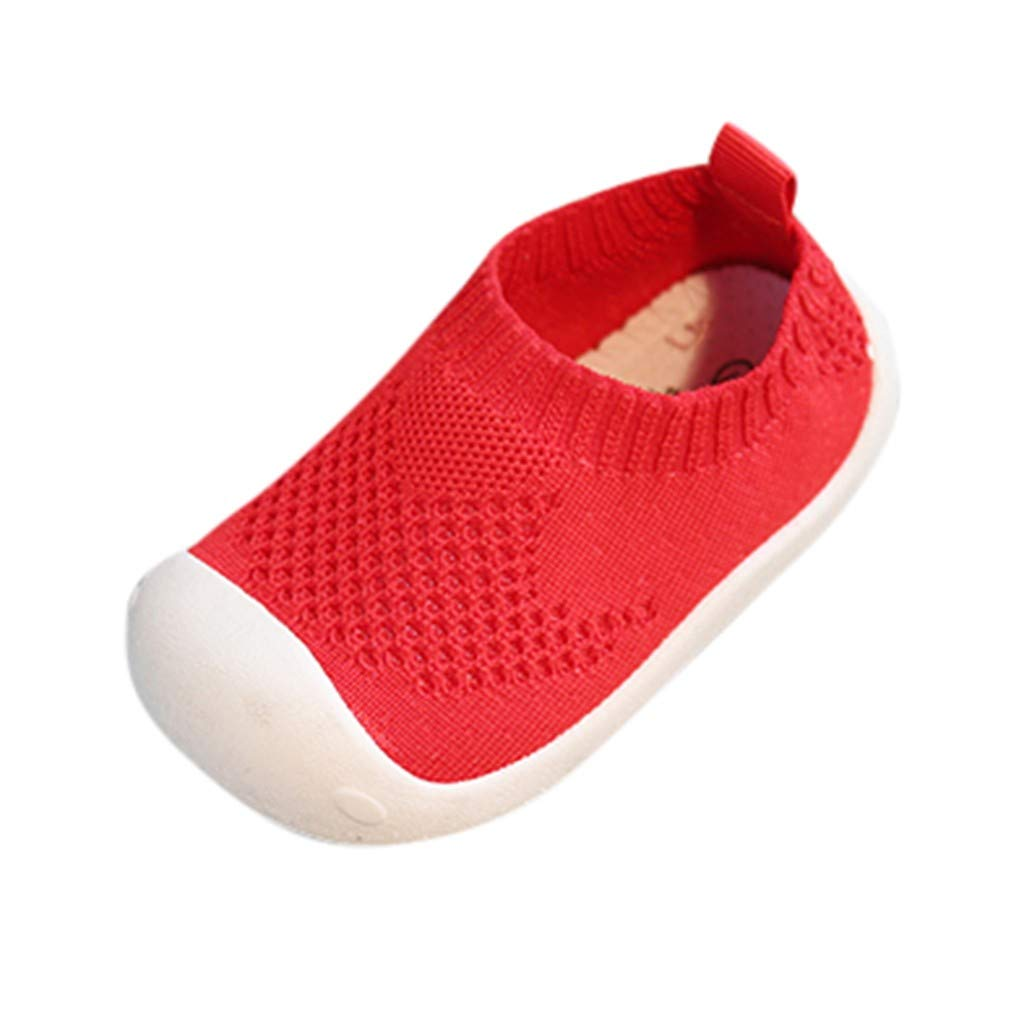 KIDS BABY INFANTS TRAINERS BOYS GIRLS SPORT RUNNING TODDLER CASUAL SLIP ON SHOES