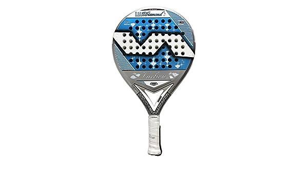 Varlion Lw Diamond 2. Pala de padel nivel medio-avanzado. Recomendable para mujer: Amazon.es: Deportes y aire libre