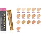 Dermacol Make-up Cover - Waterproof Hypoallergenic Foundation 30g 100% Original Guaranteed (226)