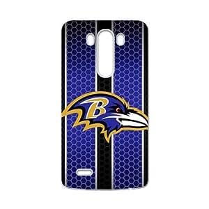 DASHUJUA Baltimore Ravens Hot Seller Stylish Hard Case For LG G3