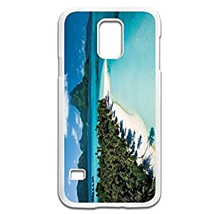 Samsung Galaxy S5 Cases Tropical Design Hard Back Cover Proctector Desgined By RRG2G