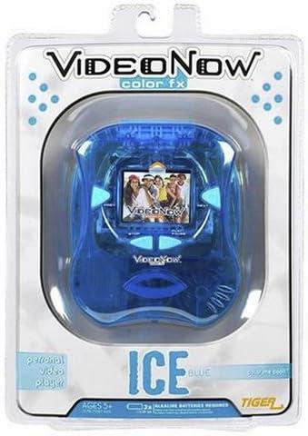Hasbro Videonow FX Player Ice Blue 75791