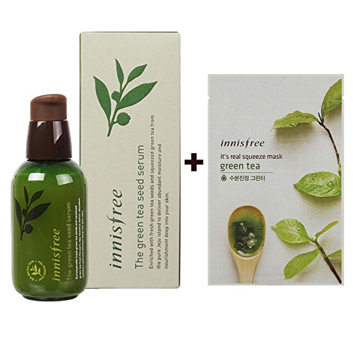 Innisfree Organic Ingredient Including Sample product image