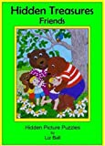 Friends Hidden Treasures: Hidden Picture Puzzles
