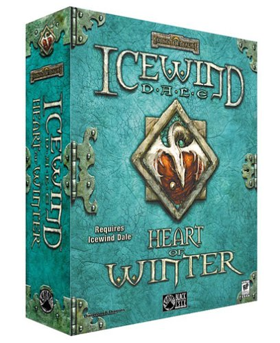 Icewind Dale: Heart of Winter - PC (Icewind Dale Pc Game)