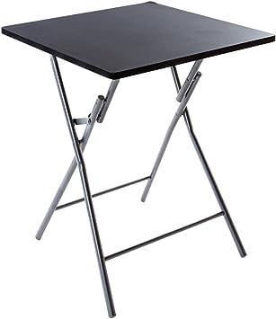 Table Pliante Noir Basic