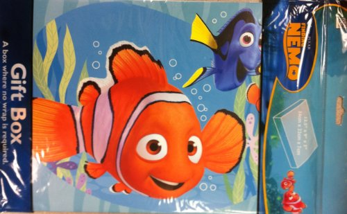 Disney Pixar Finding Nemo Party Gift Box by Unique