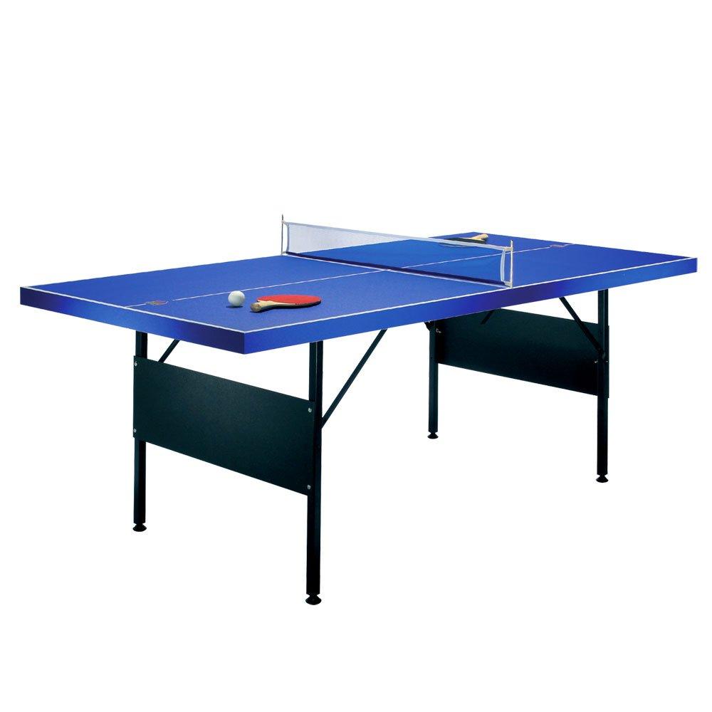 BCE Mesa de Ping Pong Plegable de 1,8 m: Amazon.es: Deportes y ...
